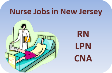 nurse jobs in new jersey