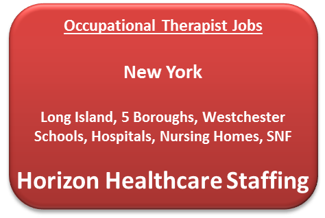 occupational therapist jobs new york