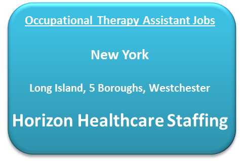 occupational therapy assistant jobs new york