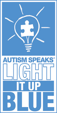 World Autism Awareness Day is on April 2nd 2013