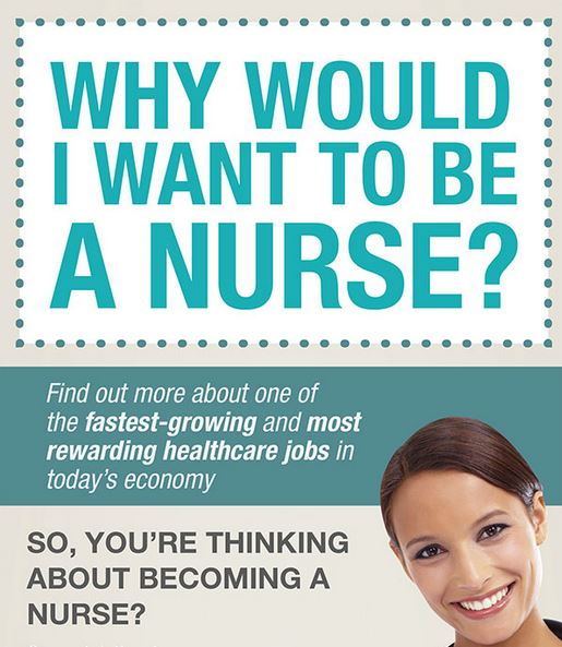 an essay why you want to be a nurse Students searching for how to become a certified school nurse found the  and  learn about the experience you need to advance your career in nursing.