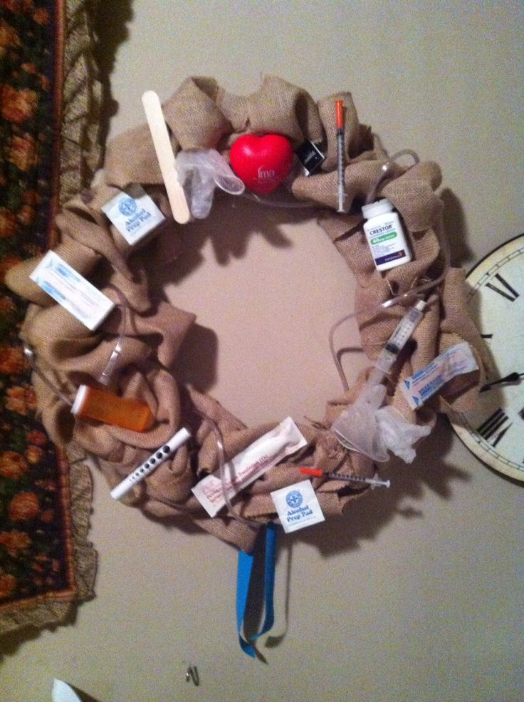 Top 5 holiday nurse wreaths for Nursing home christmas door decorations